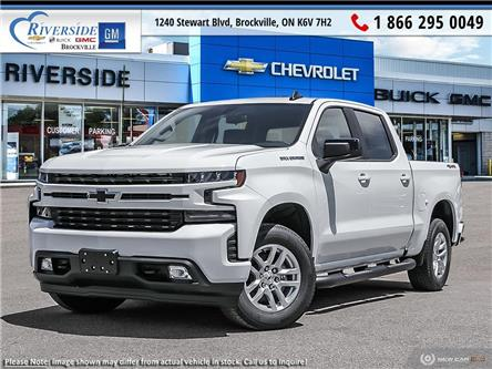 2021 Chevrolet Silverado 1500 RST (Stk: 21-029) in Brockville - Image 1 of 21