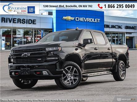 2021 Chevrolet Silverado 1500 LT Trail Boss (Stk: 21-031) in Brockville - Image 1 of 23