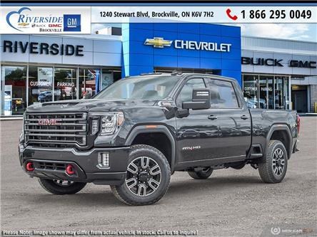 2020 GMC Sierra 2500HD AT4 (Stk: 20-336) in Brockville - Image 1 of 21