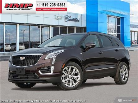 2021 Cadillac XT5 Sport (Stk: 88445) in Exeter - Image 1 of 10