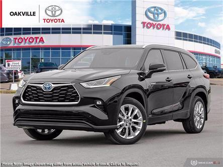 2021 Toyota Highlander Hybrid Limited (Stk: 21097) in Oakville - Image 1 of 23