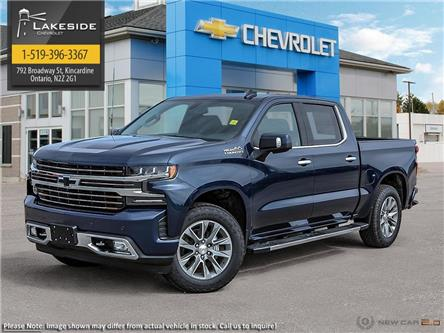 2021 Chevrolet Silverado 1500 High Country (Stk: T1028) in Kincardine - Image 1 of 22