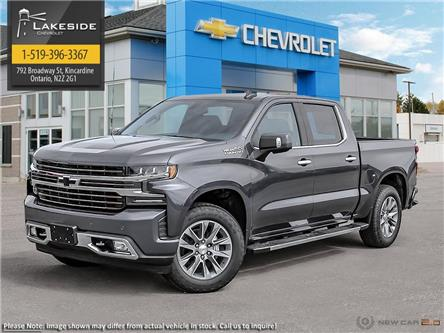 2021 Chevrolet Silverado 1500 High Country (Stk: T1018) in Kincardine - Image 1 of 22