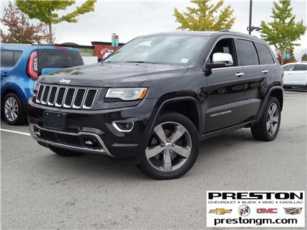 2015 Jeep Grand Cherokee Overland (Stk: 0206731) in Langley City - Image 1 of 30