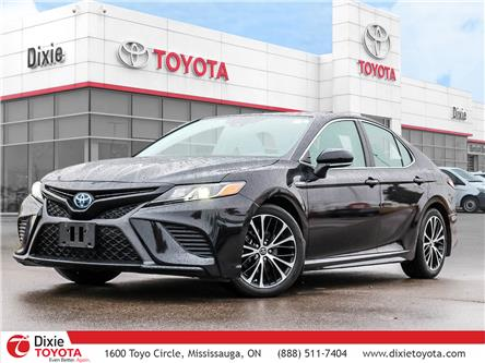 2019 Toyota Camry Hybrid  (Stk: 72372A) in Mississauga - Image 1 of 29