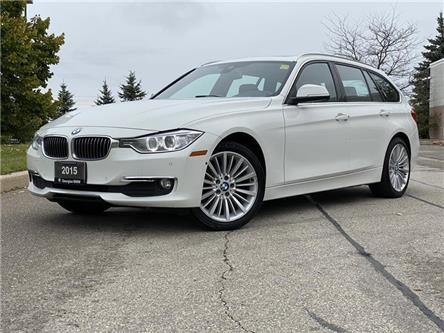 2015 BMW 328d xDrive Touring (Stk: M20007-2) in Barrie - Image 1 of 19