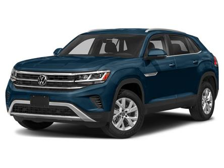 2020 Volkswagen Atlas Cross Sport 3.6 FSI Execline (Stk: 00216) in Calgary - Image 1 of 9