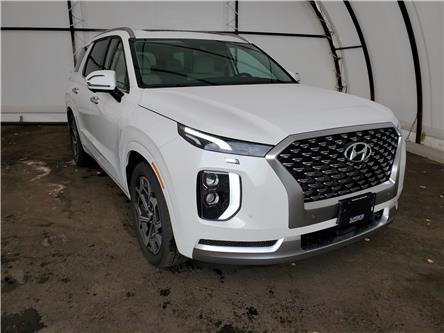 2021 Hyundai Palisade Ultimate Calligraphy (Stk: 17081) in Thunder Bay - Image 1 of 20