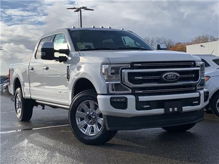2020 Ford F-250 Platinum (Stk: 20T953) in Midland - Image 1 of 20