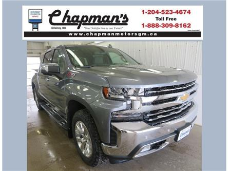 2021 Chevrolet Silverado 1500 LTZ (Stk: 21-007) in KILLARNEY - Image 1 of 37