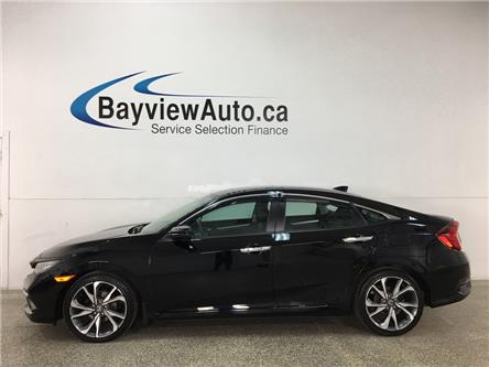 2019 Honda Civic Touring (Stk: 37023W) in Belleville - Image 1 of 30