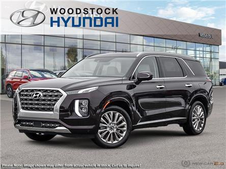2021 Hyundai Palisade Ultimate Calligraphy (Stk: PE21021) in Woodstock - Image 1 of 10