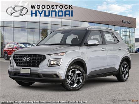 2020 Hyundai Venue Trend (Stk: VE20019) in Woodstock - Image 1 of 23