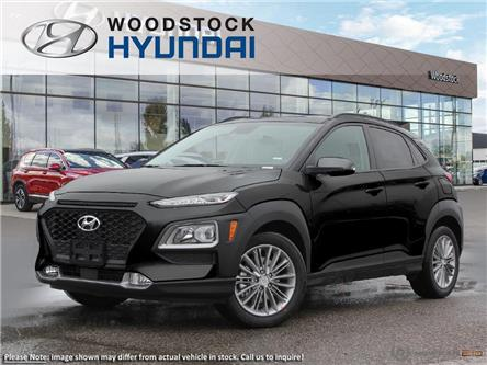 2019 Hyundai Kona 2.0L Luxury (Stk: KA19080) in Woodstock - Image 1 of 23