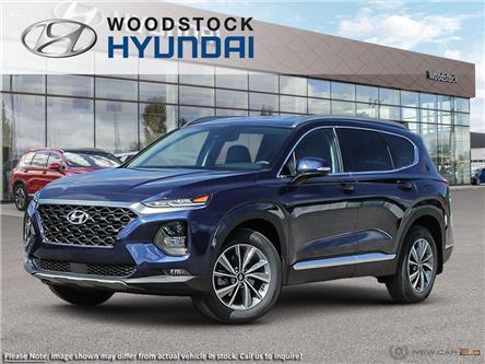 2020 Hyundai Santa Fe Preferred 2.4 (Stk: SE20045) in Woodstock - Image 1 of 10