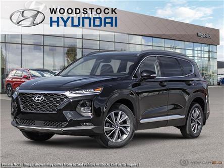 2020 Hyundai Santa Fe Preferred 2.4 w/Sun & Leather Package (Stk: SE20004) in Woodstock - Image 1 of 23