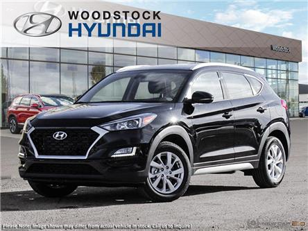 2020 Hyundai Tucson Preferred (Stk: TN20057) in Woodstock - Image 1 of 23