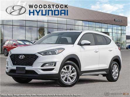 2021 Hyundai Tucson Preferred (Stk: TN21013) in Woodstock - Image 1 of 23