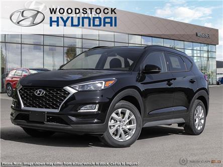 2021 Hyundai Tucson Preferred w/Sun & Leather Package (Stk: TN21003) in Woodstock - Image 1 of 23