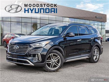 2019 Hyundai Santa Fe XL Ultimate (Stk: HD19086) in Woodstock - Image 1 of 27