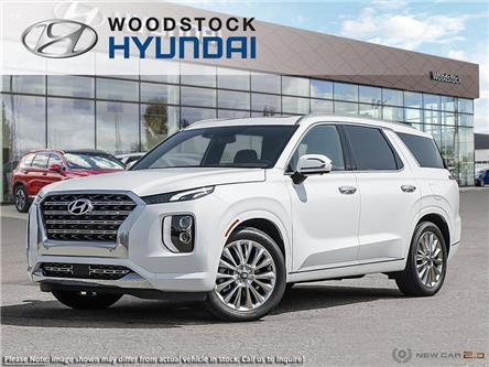 2021 Hyundai Palisade Ultimate Calligraphy (Stk: PE21016) in Woodstock - Image 1 of 23