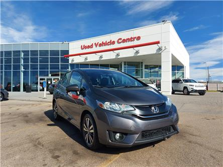 2016 Honda Fit EX-L Navi (Stk: 2200883A) in Calgary - Image 1 of 27