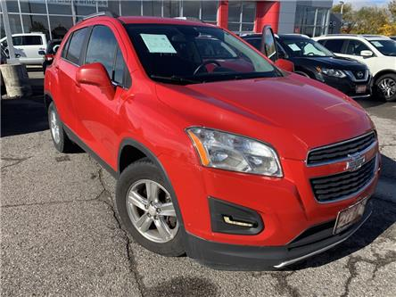 2014 Chevrolet Trax 1LT (Stk: CLL548796A) in Cobourg - Image 1 of 9