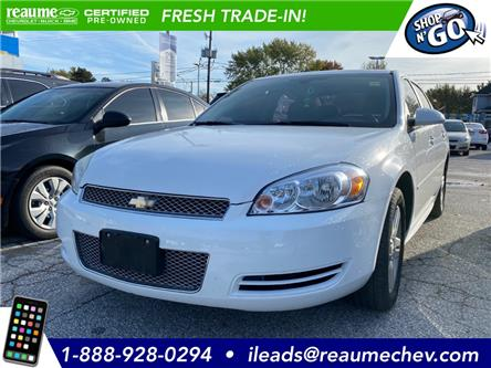 2012 Chevrolet Impala LT (Stk: L-4390A) in LaSalle - Image 1 of 2