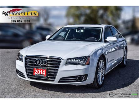 2014 Audi A8 TDI (Stk: 001457) in Bolton - Image 1 of 23