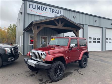 2012 Jeep Wrangler Sahara (Stk: 20042A) in Sussex - Image 1 of 11