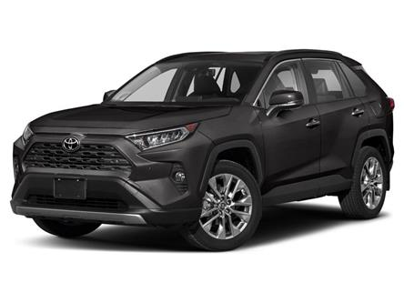 2021 Toyota RAV4 Limited (Stk: RA3713) in Niagara Falls - Image 1 of 9