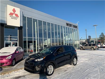 2017 Kia Sportage LX (Stk: BM3936) in Edmonton - Image 1 of 25