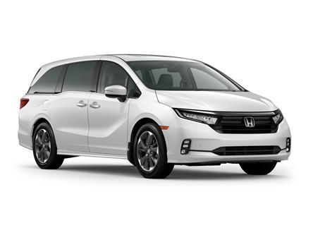 2021 Honda Odyssey Touring (Stk: 2210011) in Calgary - Image 1 of 2