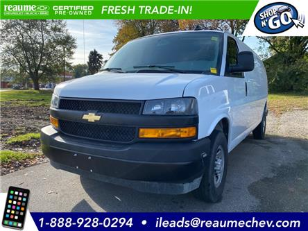 2020 Chevrolet Express 2500 Work Van (Stk: P-4398) in LaSalle - Image 1 of 2