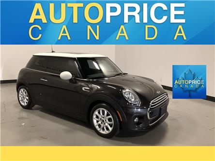 2016 MINI 3 Door Cooper (Stk: W2115) in Mississauga - Image 1 of 25