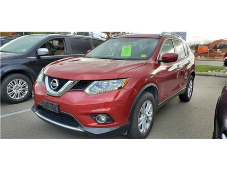2016 Nissan Rogue SV (Stk: R2031B) in Courtenay - Image 1 of 2