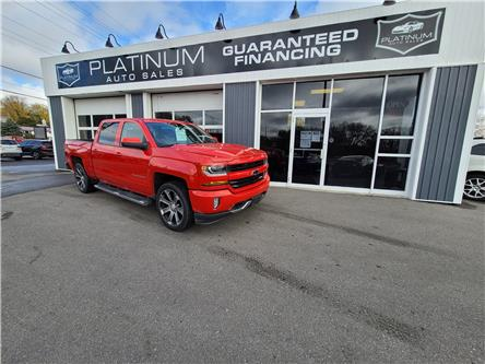 2017 Chevrolet Silverado 1500 2LT (Stk: 343254) in Kingston - Image 1 of 10