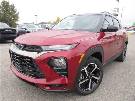2021 Chevrolet TrailBlazer RS (Stk: MB052376) in Cranbrook - Image 1 of 24