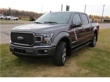 2018 Ford F-150 Lariat (Stk: LP087) in Rocky Mountain House - Image 1 of 24