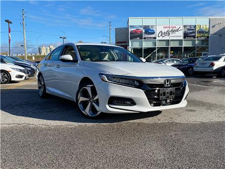 2018 Honda Accord Touring (Stk: 203121P) in Richmond Hill - Image 1 of 30