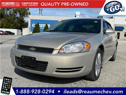 2011 Chevrolet Impala LS (Stk: 20-0445C) in LaSalle - Image 1 of 20