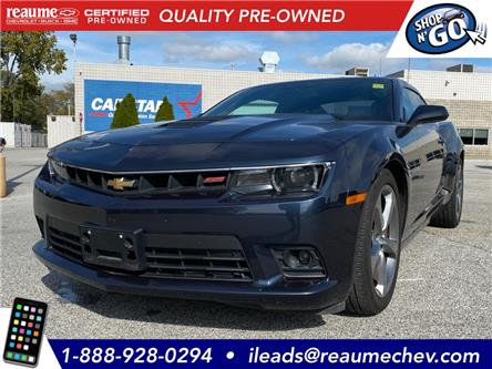 2014 Chevrolet Camaro 2SS (Stk: 20-0778A) in LaSalle - Image 1 of 22