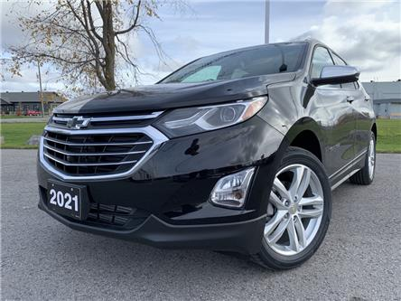 2021 Chevrolet Equinox Premier (Stk: 09437) in Carleton Place - Image 1 of 20