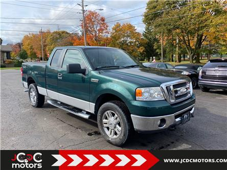 2007 Ford F-150 XLT (Stk: ) in Cobourg - Image 1 of 18