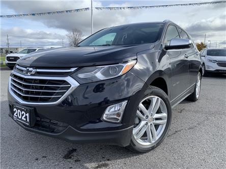 2021 Chevrolet Equinox Premier (Stk: 09027) in Carleton Place - Image 1 of 20