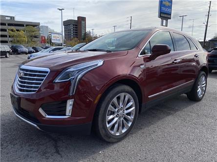 2017 Cadillac XT5 Platinum (Stk: 236405A) in Oshawa - Image 1 of 21