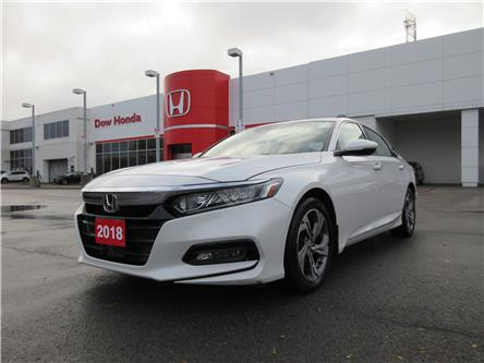 2018 Honda Accord EX-L (Stk: 28643L) in Ottawa - Image 1 of 18