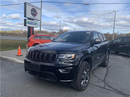 2021 Jeep Grand Cherokee Limited (Stk: 6611) in Sudbury - Image 1 of 18