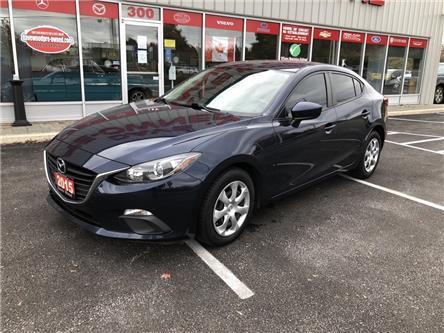 2015 Mazda Mazda3 GX (Stk: -) in Newmarket - Image 1 of 19