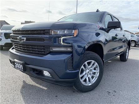 2021 Chevrolet Silverado 1500 RST (Stk: 10844) in Carleton Place - Image 1 of 20